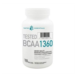 bcaa 1360 Tested Nutrition