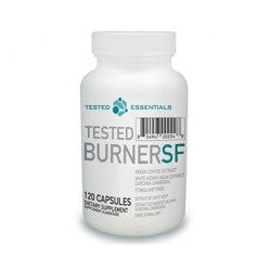 Burner SF tested nutrition