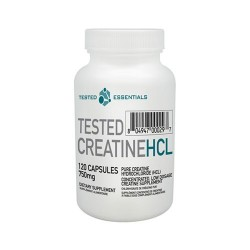 creatine hcl tested nutrition